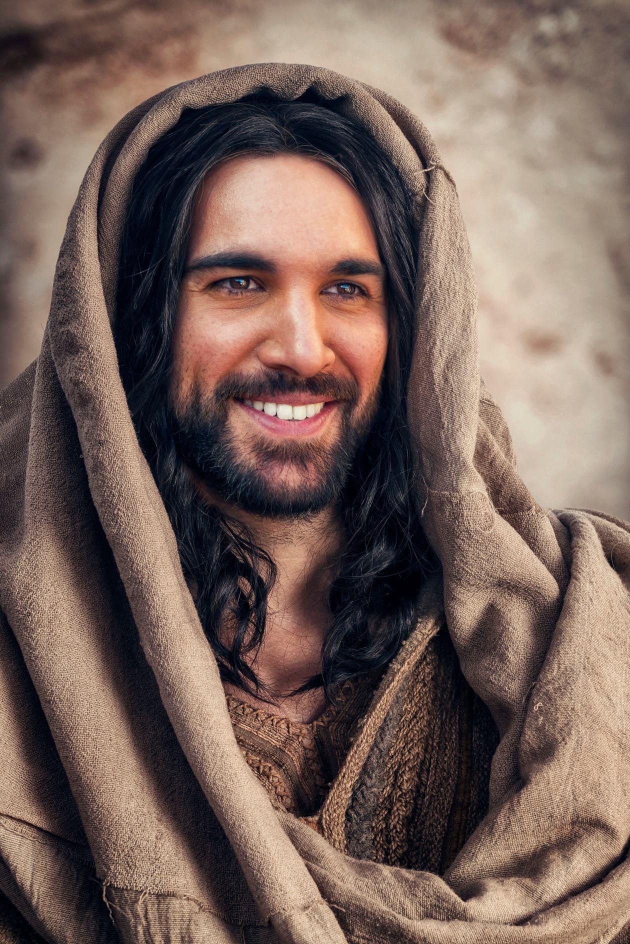 Jesus from Resurrection movie