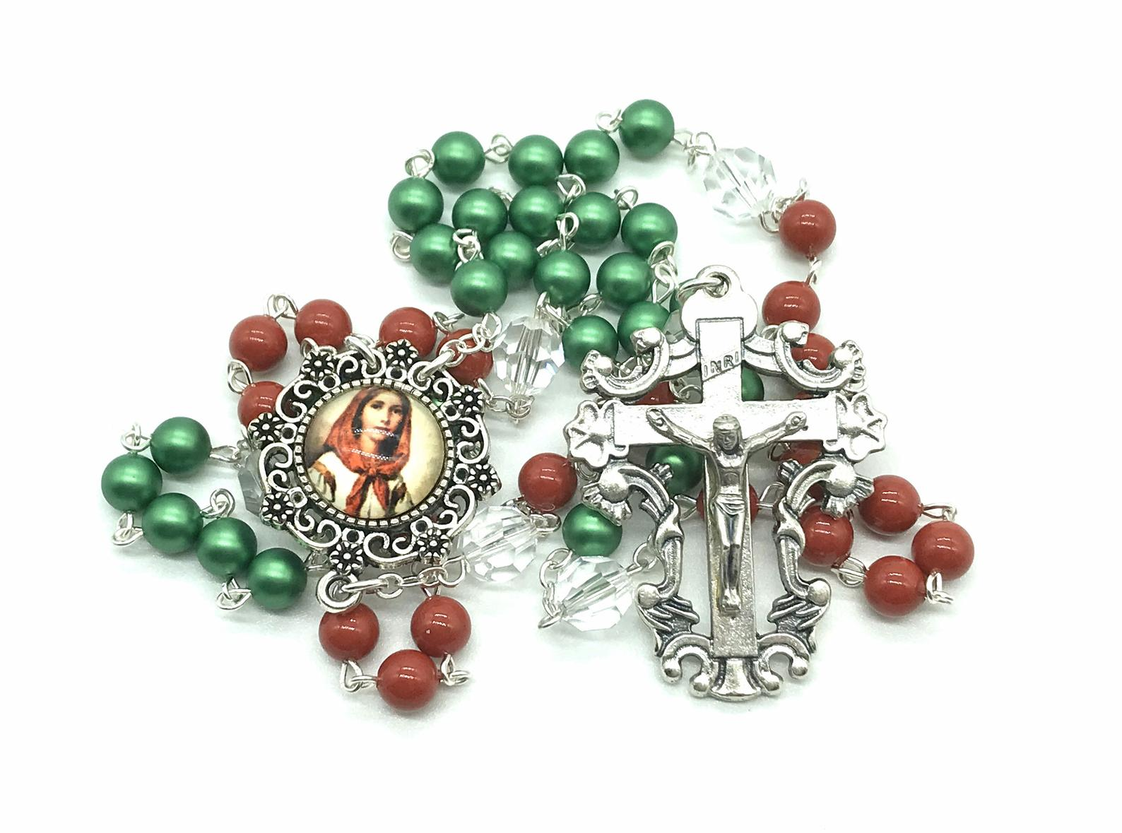2020 0713 TWalsh St Dymphna rosary