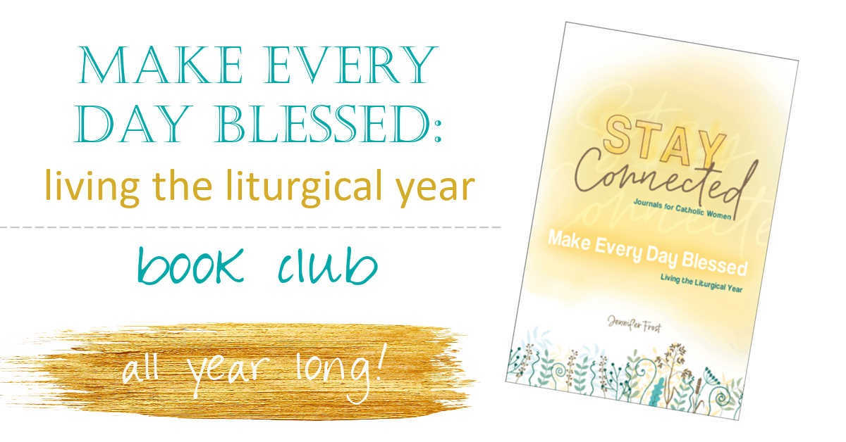 2020 1001 JFrost How to Live Liturgically Book Club
