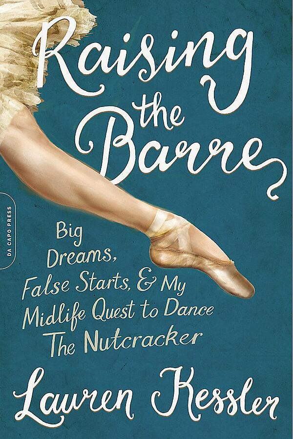 2020 1109 TWalsh Raising the Barre book cover