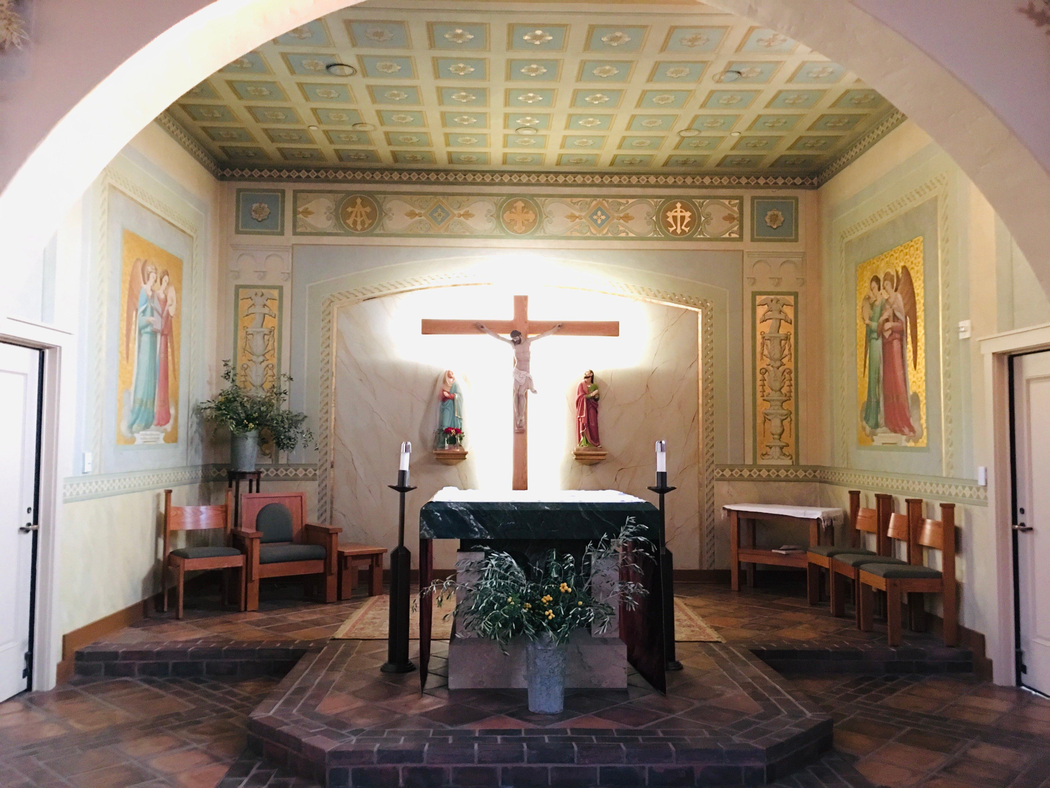 20210118 MHayes 1 St. Catherine of Siena Parish 2016