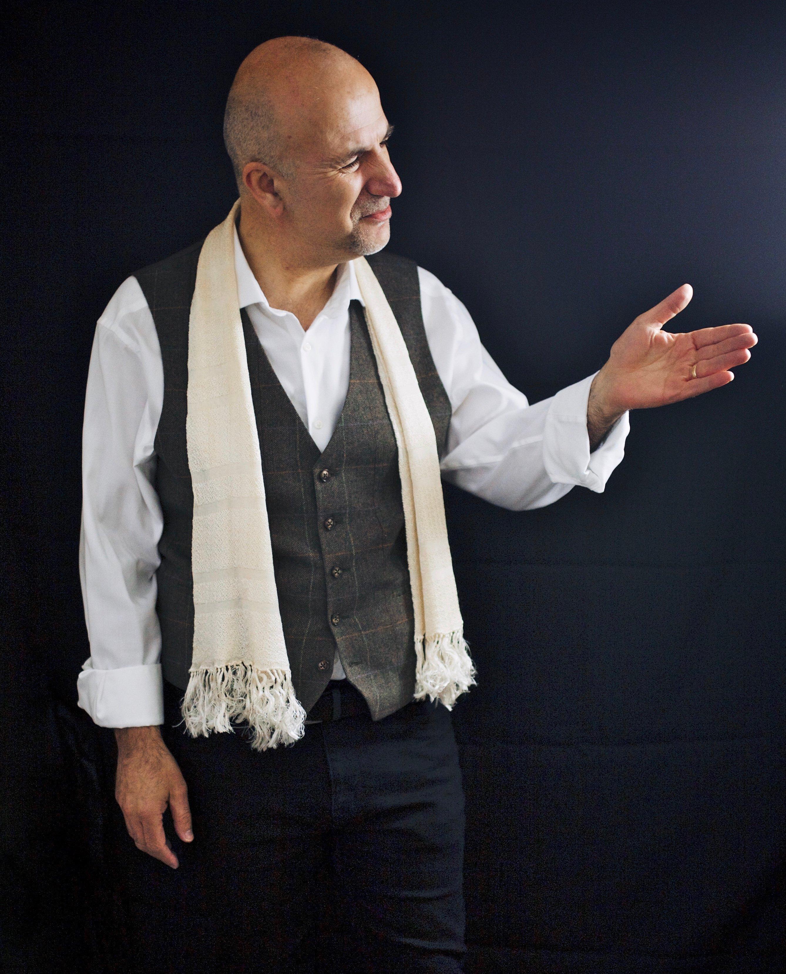 Stefan Smart performing 'I Am Mark'