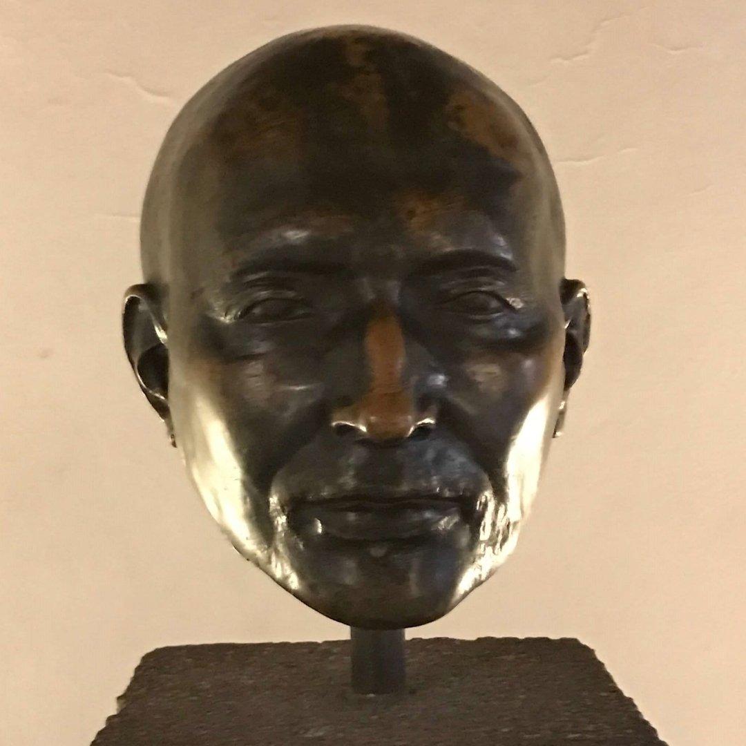 Bust of St. Ignatius of Loyola