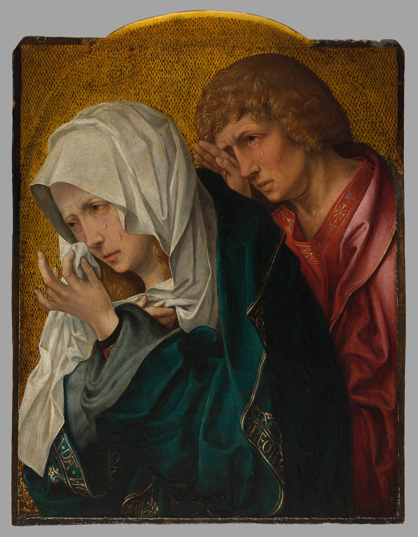 The Virgin and St. John the Evangelist