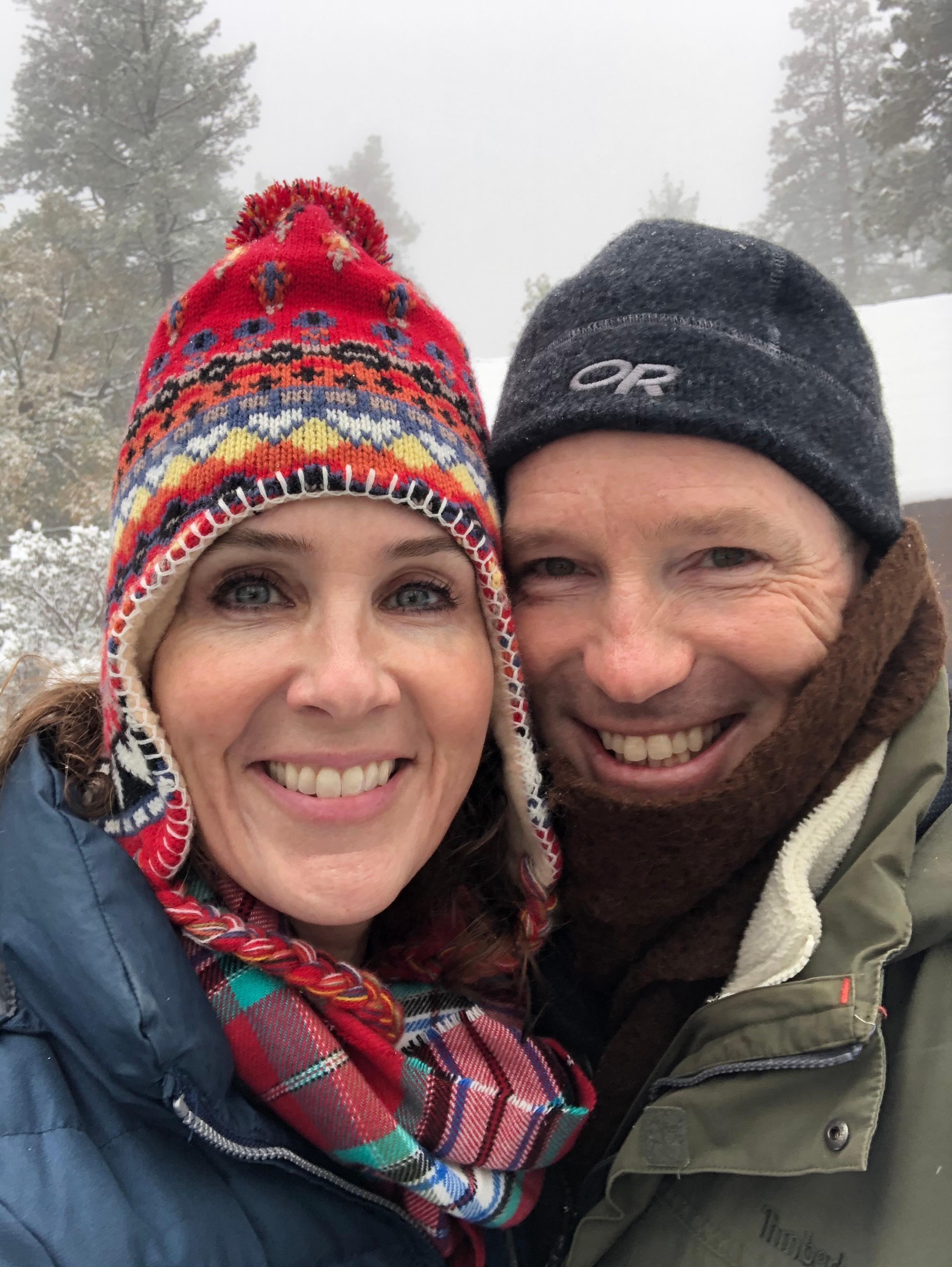 Andrew and Marya Nov 2020