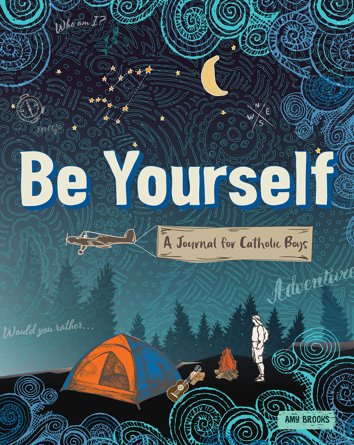 Be Yourself OSV boys journal
