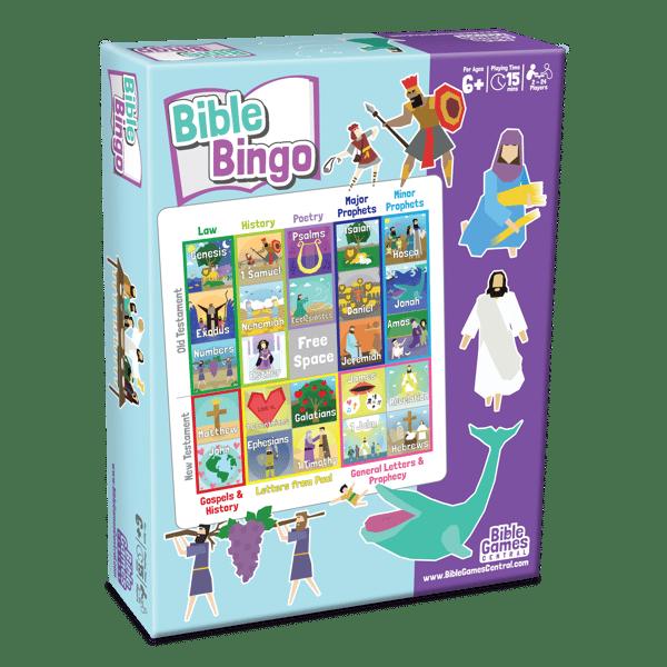 Bible Games-Bible Bingo
