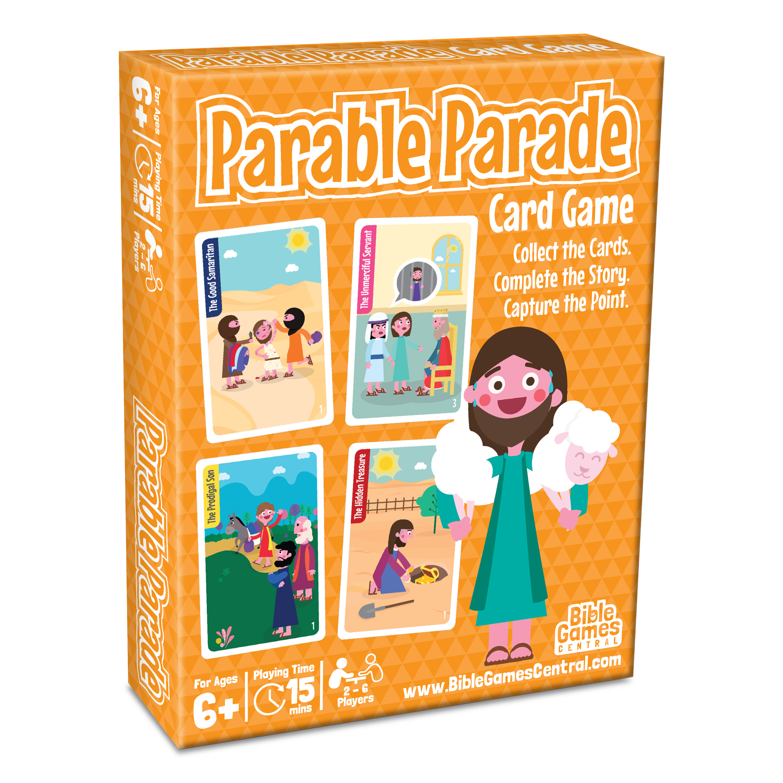 Bible Games-Parable Parade