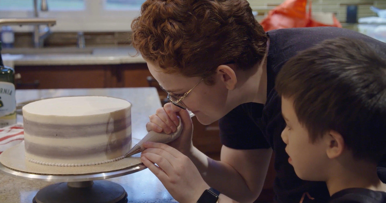 Chasing Childhood: Cake