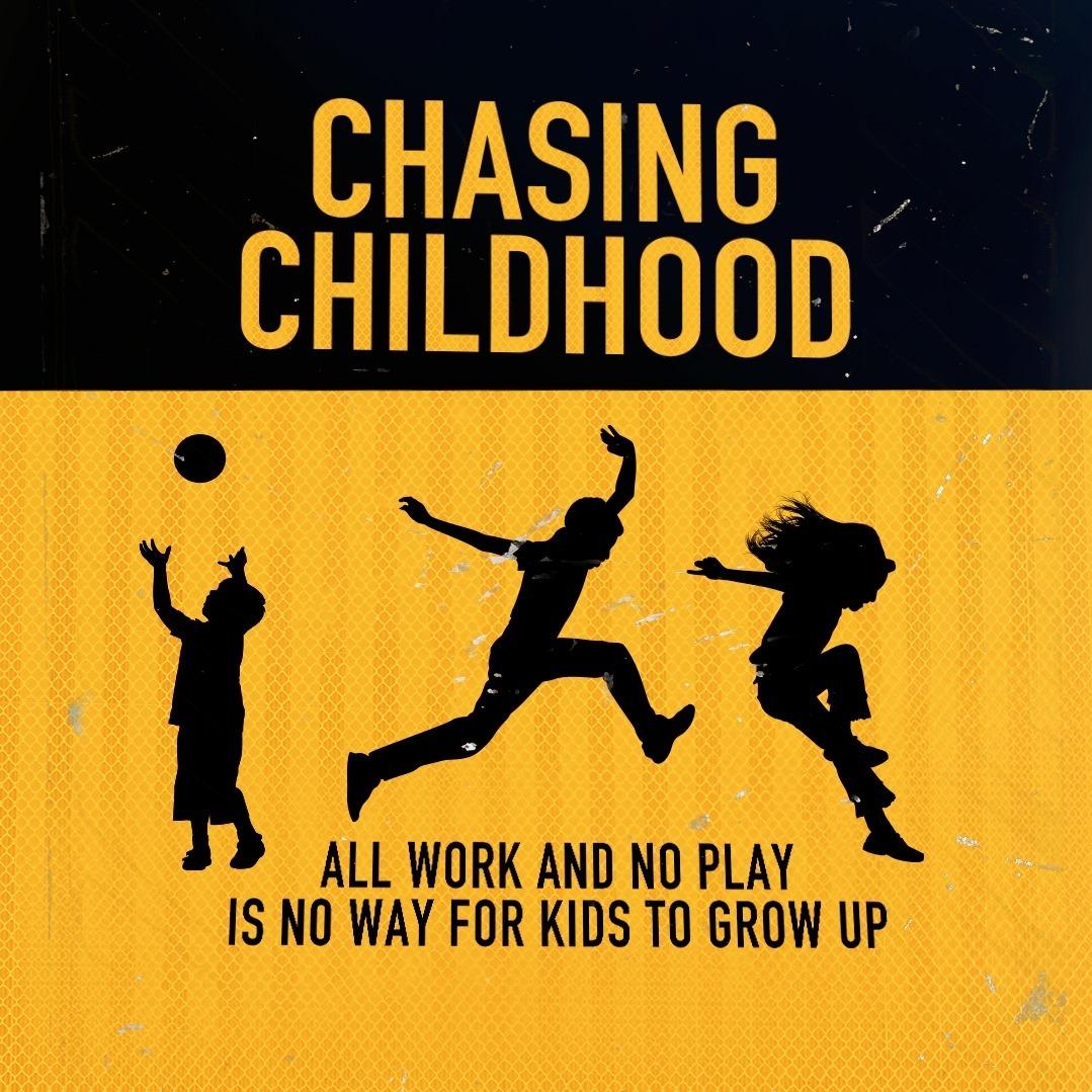 Chasing Childhood poster 2