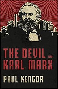 Devil and Karl Marx