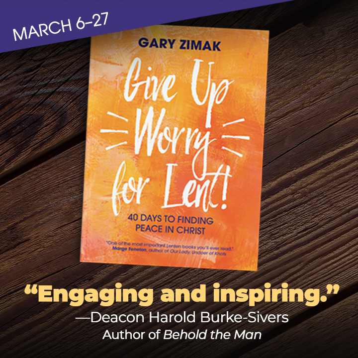 Give Up Worry Book Club FB and IG