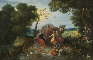 Getty's Open Content Program by Jan Brueghel the Younger, painter