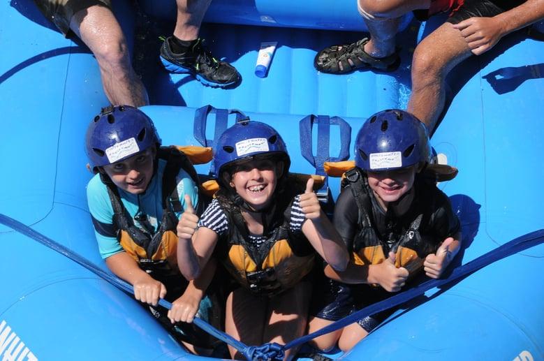Rafting Success