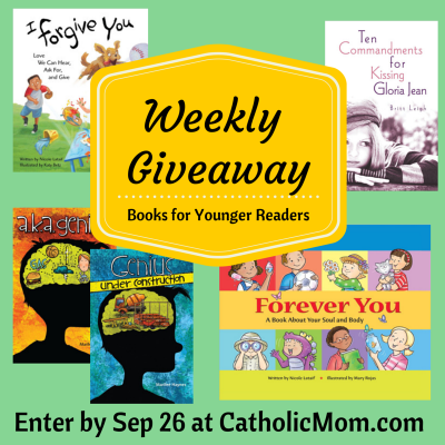 092014 Weekly Giveaway