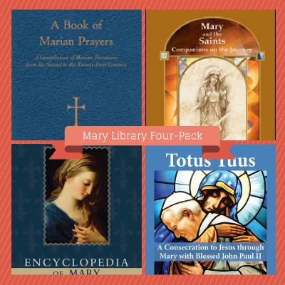 1 Mary Library Four-Pack