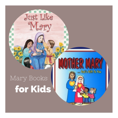 10 Mary Books for Kids