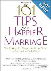 101 tips for a happier marriage book image