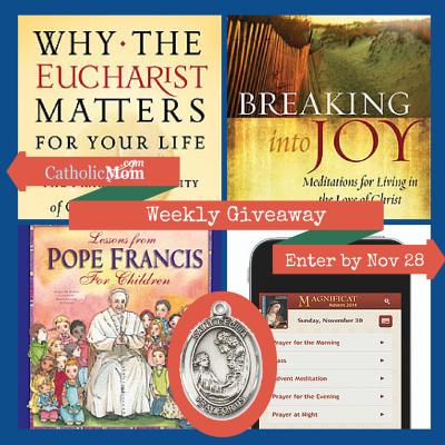 112214 Weekly Giveaway 3-Pack