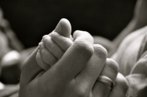 To My Daughter, I Hope I Can Still Hold Your Hand at 18