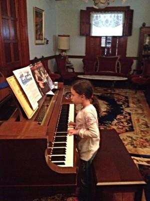 The Ole Grand Piano