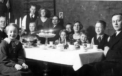 1935 Juldagen by Britt-Marie Sohlström