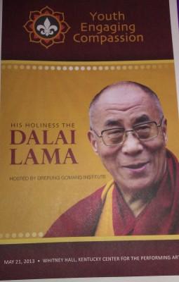 A Visit with the Dalai Lama