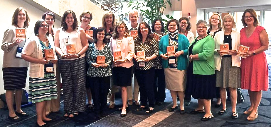 CMN launch of Catholic Mom's Prayer Companion, 2016. Article by Nancy Ward for CatholicMom.com