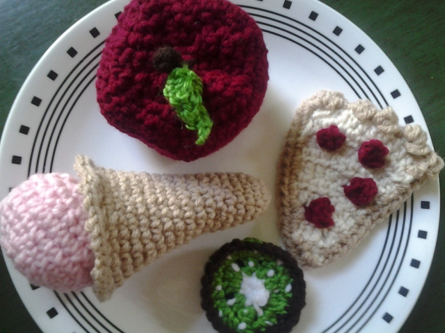 """Make Something Out of Nothing for Your Kids: Crochet Toys"" by Melanie Jean Juneau (CatholicMom.com)"