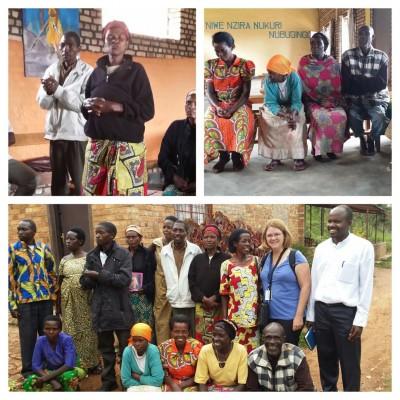 Community Healing and Reconciliation Program -   Rugango Parish, Huye