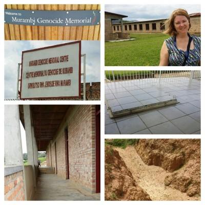 Visit to the Murambi Genocide Memorial