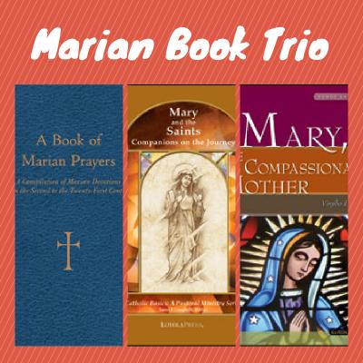 3 Marian Book Trio