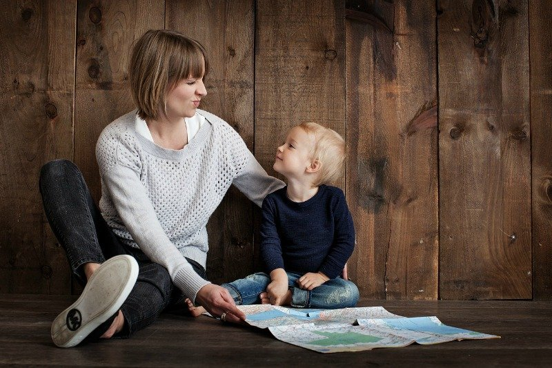 """3 fruitful steps for a mother's discernment"" by Ginny Kochis (CatholicMom.com)"