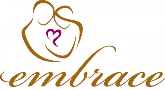 Embrace Logo copyright Embrace Ministry, used with permission