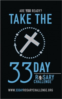 33 Day Rosary Challenge