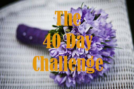 """""""Does Your Marriage Need a Faith Lift? Try """"The 40 Day Challenge"""" by Heidi Hess Saxton (CatholicMom.com)"""