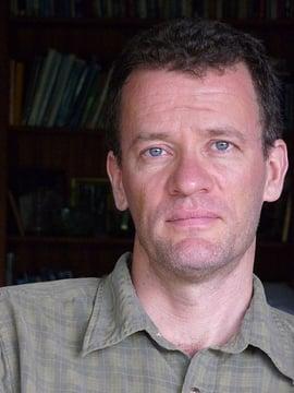 author of Life of Pi, Yann Martel