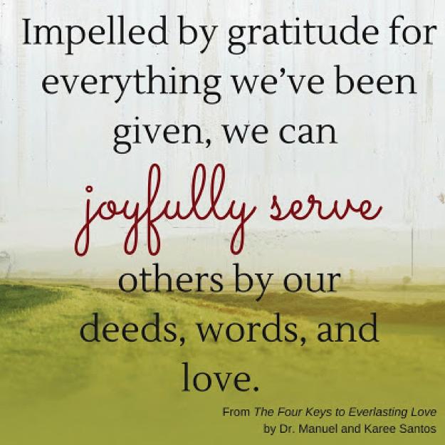 """The Four Keys to Everlasting Love"" by Dr. Manuel & Karee Santos, shared at CatholicMom.com"