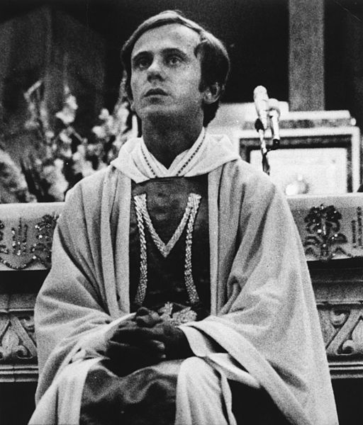 Blessed Jerzy Popieliszko, 1947-1984. Image in the Public Domain, via Wikimedia Commons