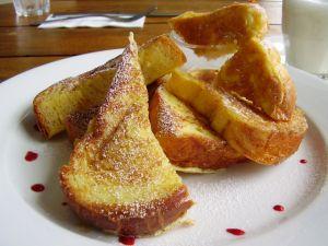 Maple French Toast Bake