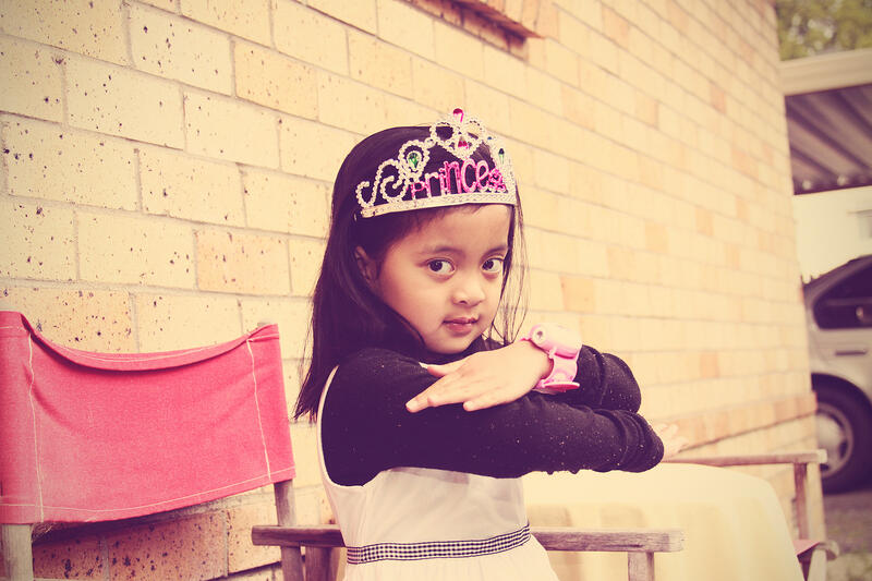"""""""Got a Favorite Disney Princess? Meet Your New Favorite Saint"""" by Meg Hunter-Kilmer (reprinted at CatholicMom.com)"""