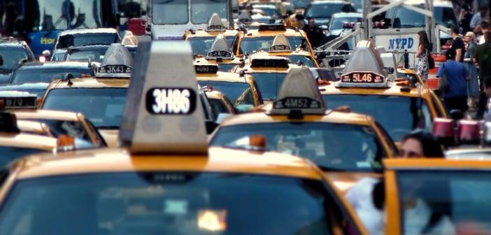 World Class Traffic Jam 2 by joiseyshowaa (2011) via Flickr
