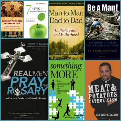 7booksforCatholicdads-covers