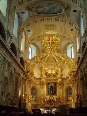 Basilique Cathédrale Notre Dame de Québec. wikepedia commons