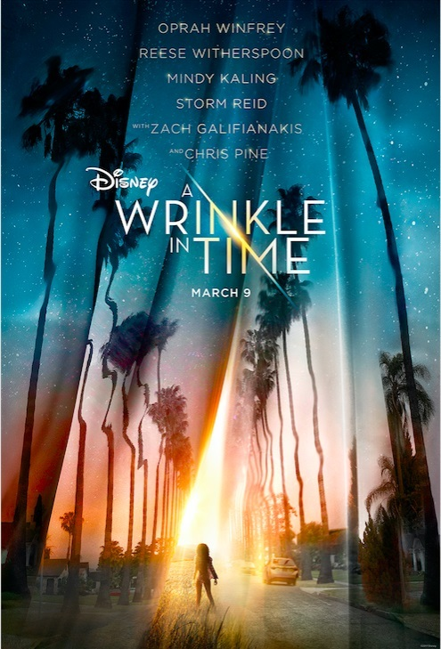 """""""Watch the teaser trailer for Disney's A Wrinkle In Time"""" (CatholicMom.com)"""