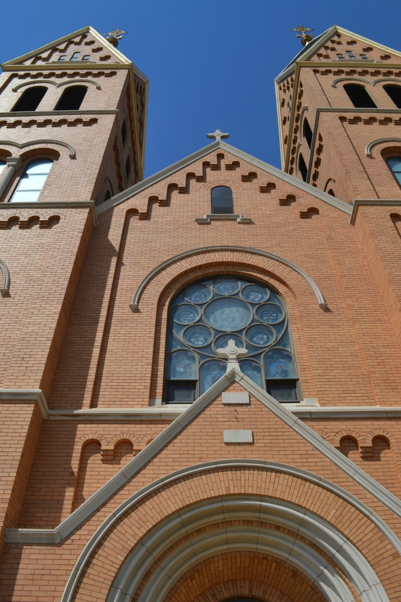 """""""Finding my thirst quenched in a scorched place"""" by Roxane Salonen (CatholicMom.com)"""