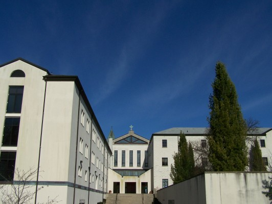 Abbey_of_Gethsemani_-_Front_Entrance