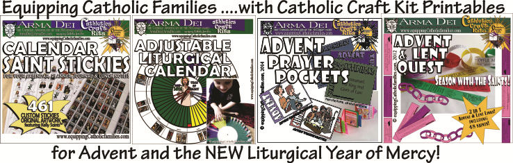 Advent and Liturgical Year Printables