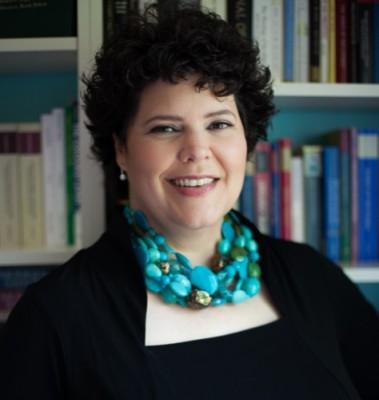 Alyssa Bormes, author of The Catechism of Hockey