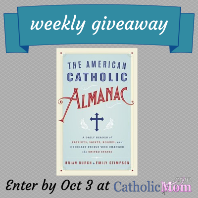 American Catholic Almanac Giveaway